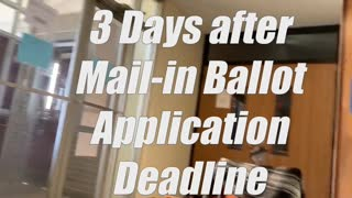 More Shade in Philly: Backdating mail-in ballot applications