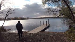 Lake Ad - House On Spirit Lake