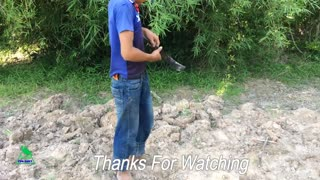Amazing Quick Bird Perch Snare Trap - Survival Bird Traps (Works 100%) - How To Catch A Bird