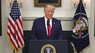 """Trump Delivers His """"The Most Important Speech He's Ever Made"""" On the Election"""