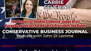 Carrie Severino Shares How Joe Biden has Documents Sealed...