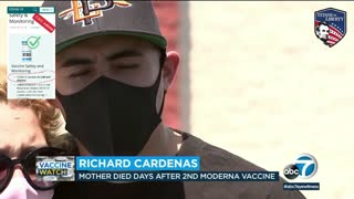 People are dying from the COVID-19 vaccine