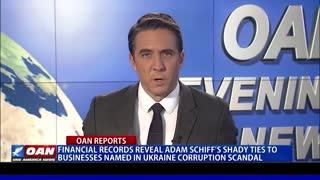 Adam Schiff Has shady ties to Ukraine