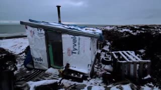 Bering Sea Gold: Emily On The Beach