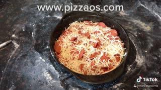 Pepperoni Heaven at PizzaOS