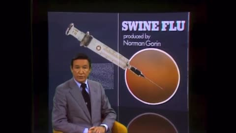 CBS News 1976 | 60 Minutes | Swine Flu Special with Mike Wallace