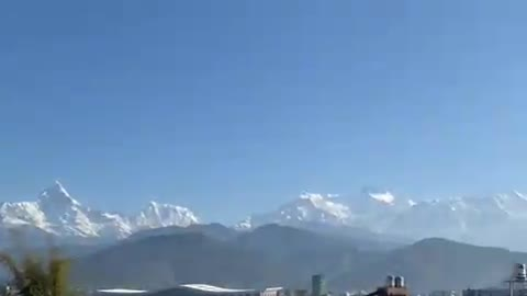 Blessed to be living in pokhara hometown