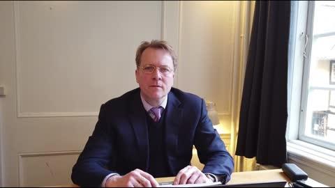Åben besked til dir for DI Lars Sandahl Sørensen som pusher coronapas og apartheid