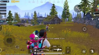 Funny PUBG MOBILe look now