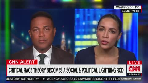 AOC: Why Don't Republicans Want To Teach Kids NOT To Be Racist?