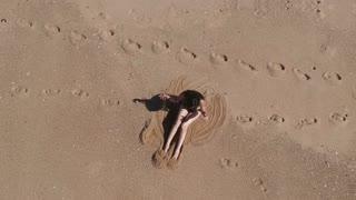 dji spark beach video