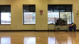 Hand Release Push-ups from Knees