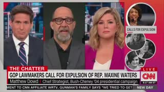 CNN Defends Maxine Waters Inciting Violence