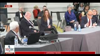 Les Minkas' Testimony During Arizona Legislature Hearing on Election Fraud