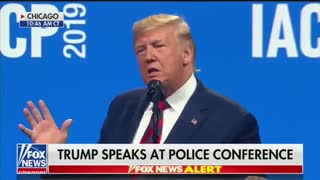 President Trump: I Will Never Put Illegal Criminals Before Law Abiding Citizens