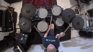 Natural - Imagine Dragons Drum Cover