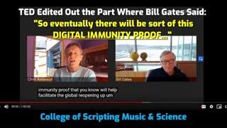 Bill Gates On COVID Imminuzations