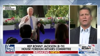 Former White House Physician Urges Biden to Take Cognitive Test !!!
