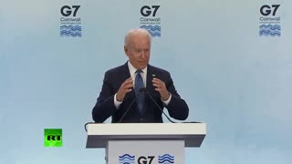 Joe Biden Says Many People Don't Know What COVID Is!!