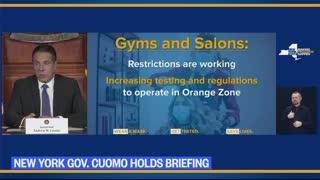 RIP Restaurants: Gov. Cuomo Bans Indoor Dining in NYC