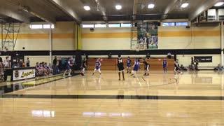 Ray Cuevas Basketball Highlights 2018 #2