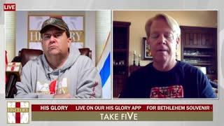 Take FiVe: Pastor Phil One World Government Series Part 2