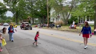 Memorial Day Parade 2021 Car Show, Buchanan Michigan.