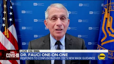 Fauci and the Art of the Flip Flop
