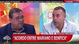 Aníbal Pinto dá baile a Malheiro