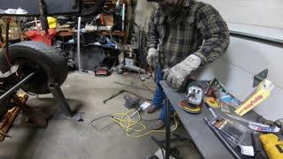 Dodge Ram 2500 Custom suspension system 4 link