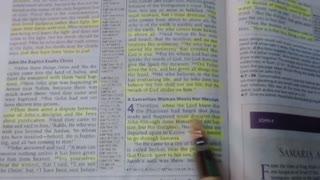 Woman at well - Bible study (John 4:1-26) - Jarrin Jackson