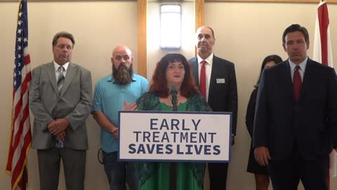 """Tampa Bay : Betsy Bigler """" I Sincerely Feel That It Saved Probably One or All Three of Our Lives"""""""