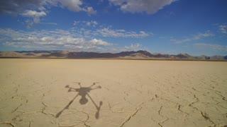 Dry Lake Nevada