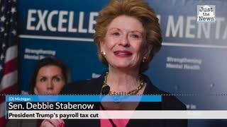 President Trump's payroll tax cut