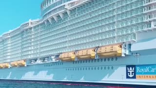 One of the largest ships in the world #ships_life