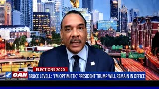 Bruce Levell 'optimistic' President Trump will remain in office