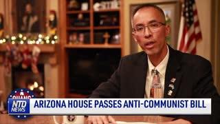 Arizona House Passes Anti-Communist Bill