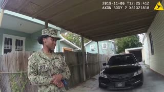 Bodycam of Sailor crying about missing daughter is released