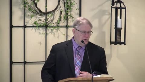 April 4, 2021 – The Purpose of the Resurrection – Sunday Morning Service