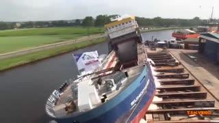 TOP 5 Ship Launch