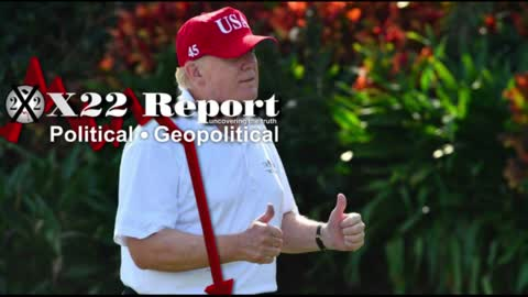 """~ X22 Report ~ Ep. 2390b - The World Is Watching, """"We Haven't Finished Yet"""": Trump, Think Mirror"""