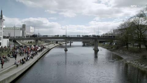 NRK Brennpunkt SIAN Sandvika 2021