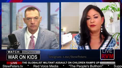 WAR ON KIDS! Vaxx Data LEAKED, Urgent WARNING Issued by Dr. Jane Ruby