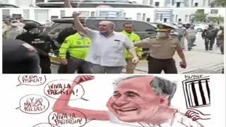 Pasando revista a los delincuentes de Rafael Correa y sus amigos