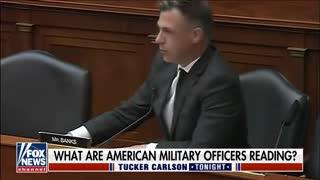 Tucker Carlson military reading list 17 Jun 21