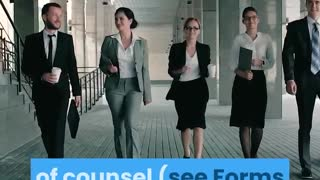HOW COUNSEL MAKES AN APPEARANCE