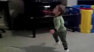 Dance, dance baby