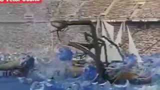 1992 Olympic Corona Pageant.