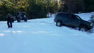 Zj gets pulled out