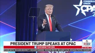 President Donald Trump FULL SPEECH at CPAC 2021 in Dallas, TX 7-11-21